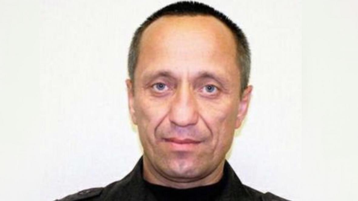 Ruský vrah Michail Popkov