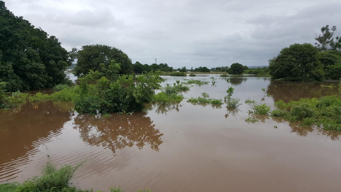 Záplavy v Malawi (březen 2019)