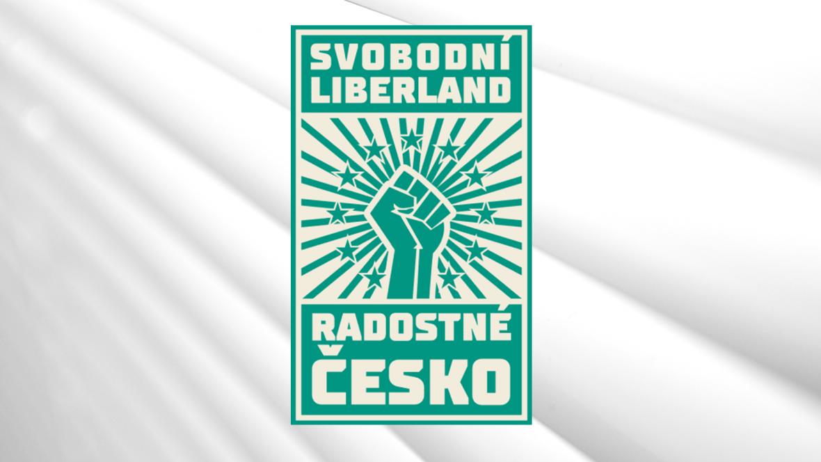 Svobodní, Liberland a Radostné Česko