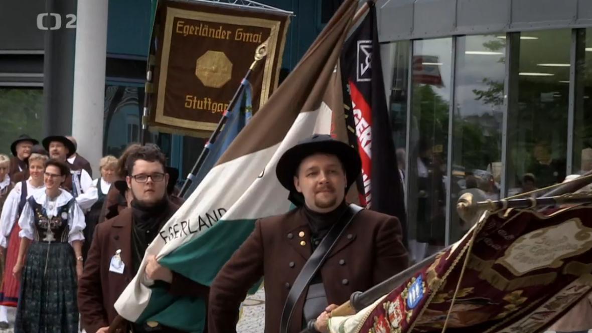 Z dokumentárního cyklu Česko-německé století