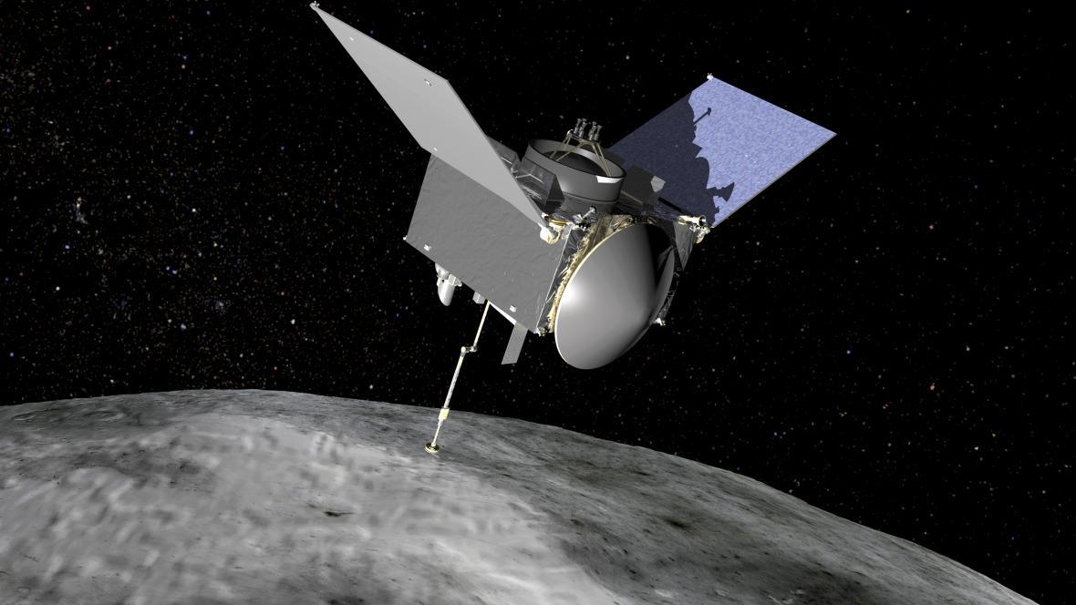 Sonda OSIRIS-REx