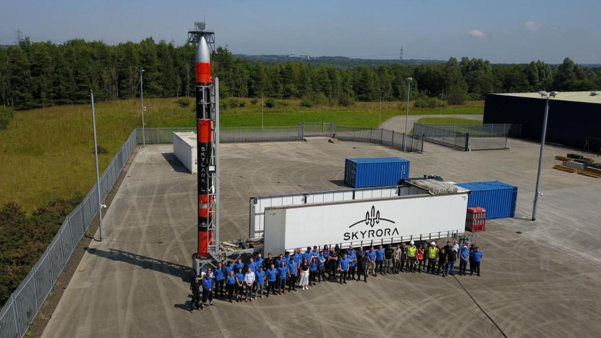 Raketa společnosti Skyrora