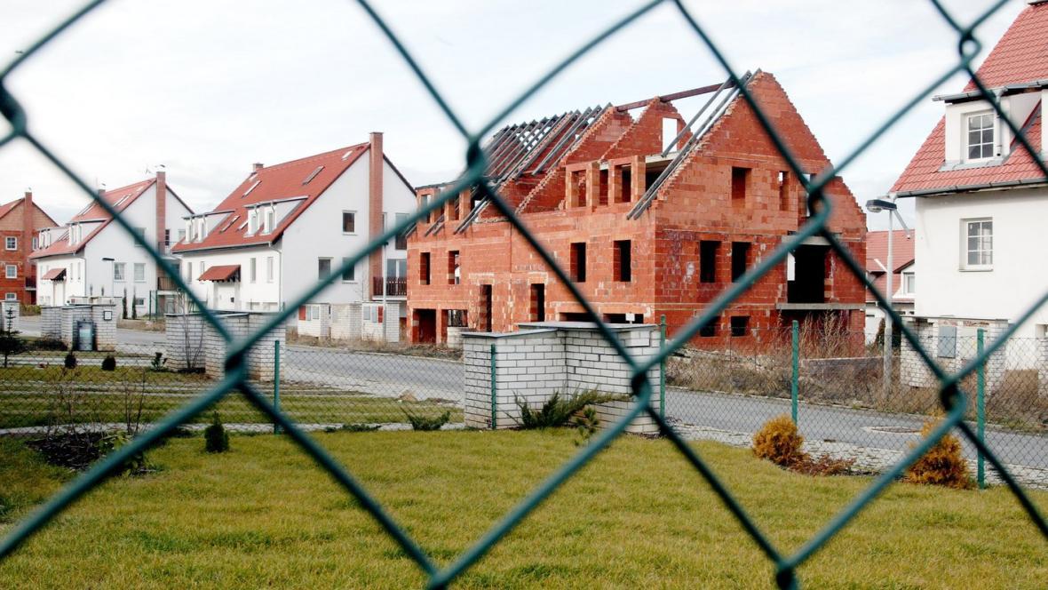Nedostavěné domy