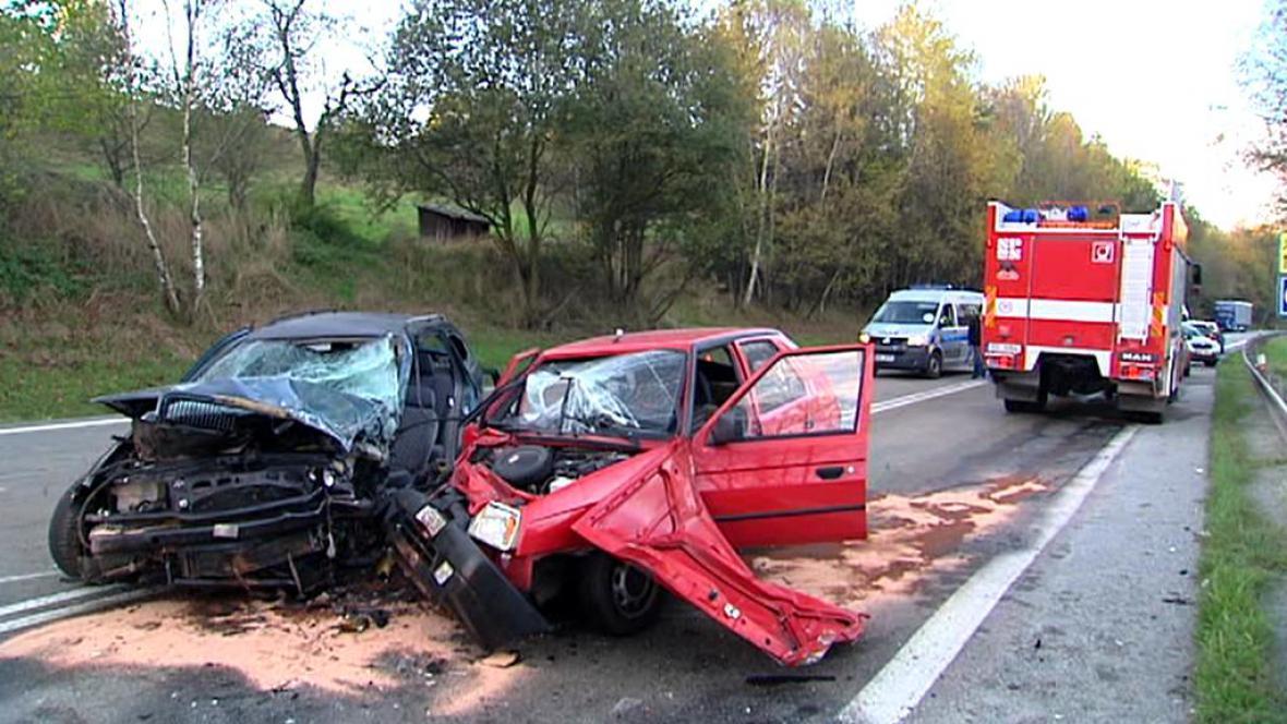 Nehoda u Votic