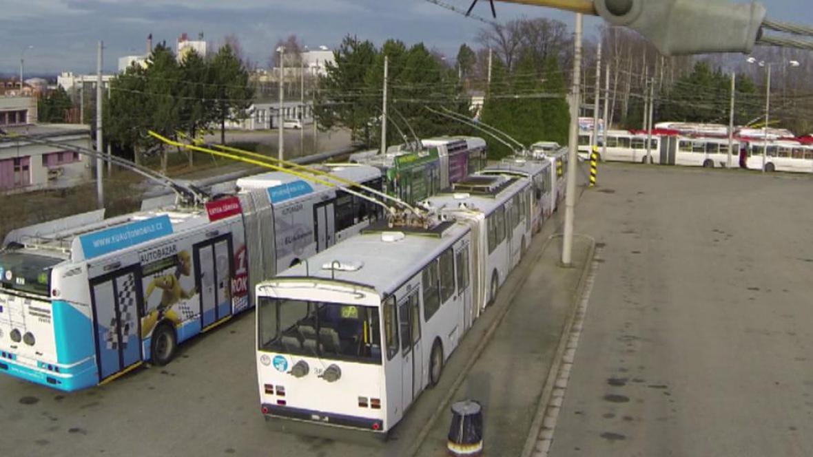 Budějovické trolejbusy