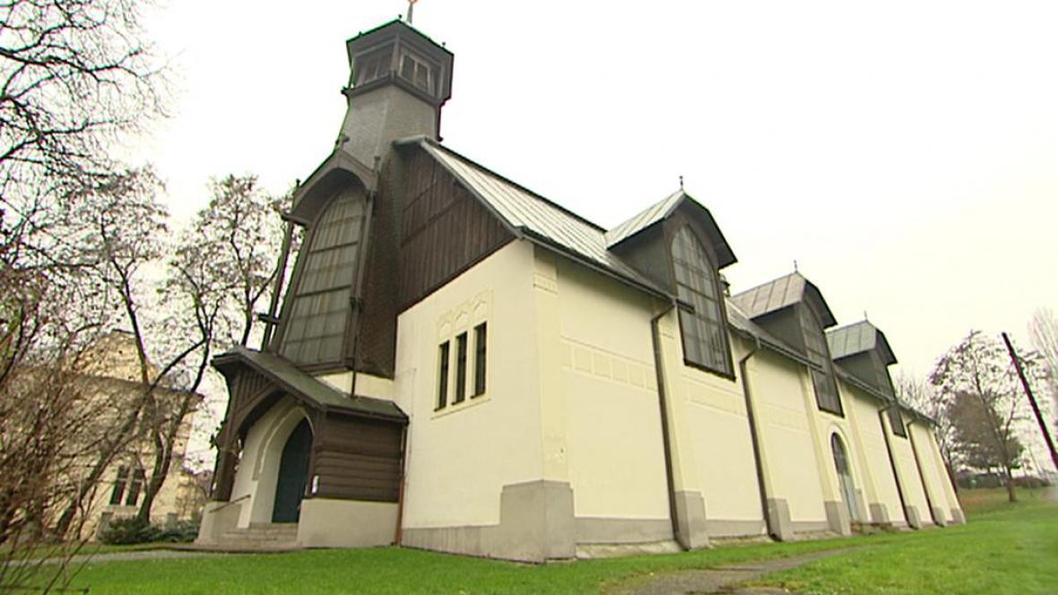 Kostel sv. Vojtěcha v Libni