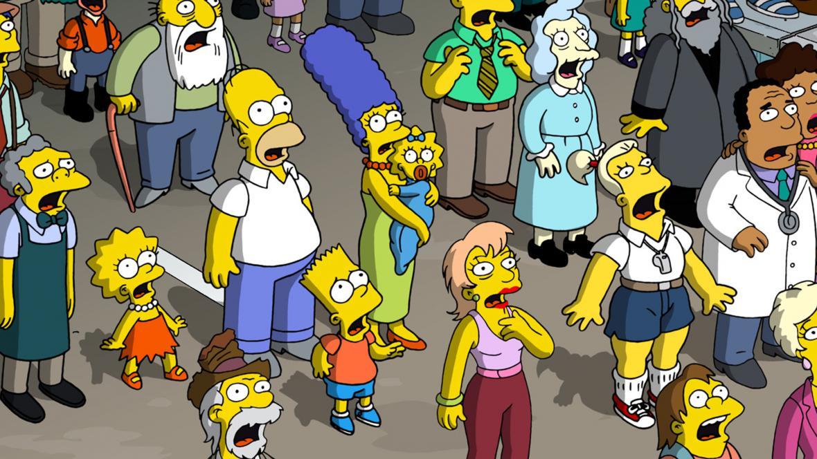 Obyvatelé Springfieldu