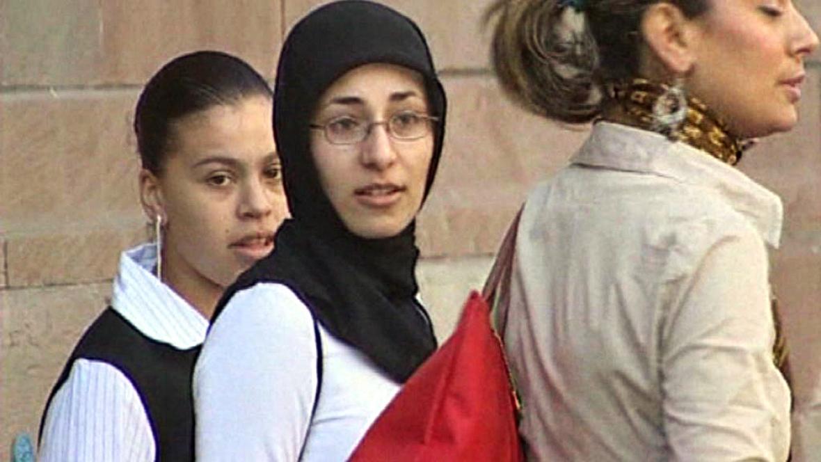 Muslimky v Evropě