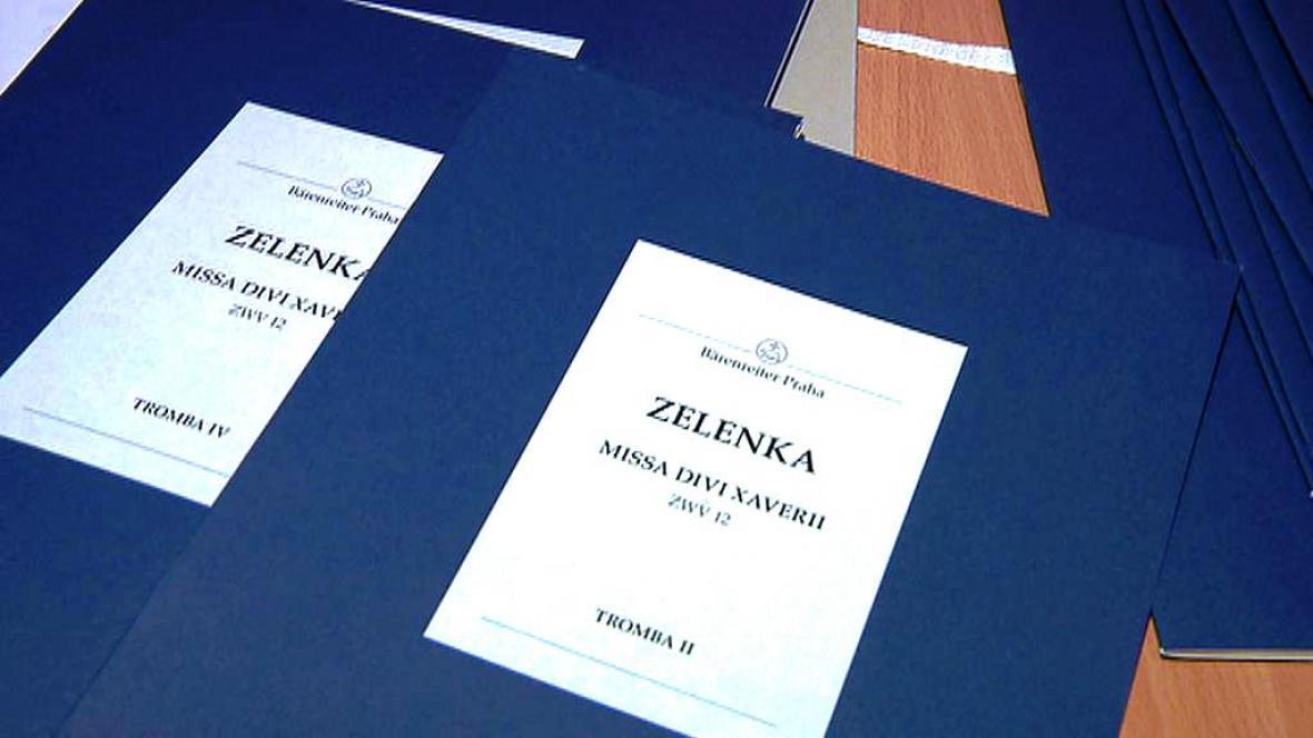 Zelenkova Missa Divi Xaverii