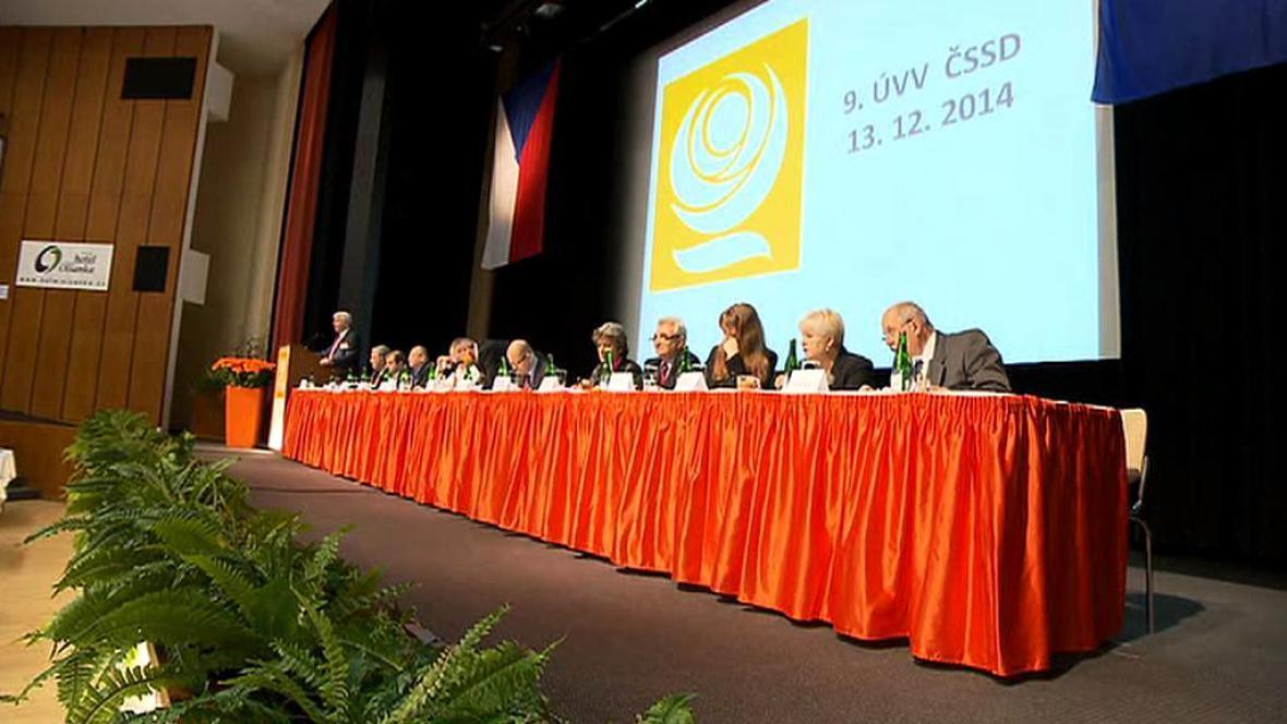 Ústřední výkonný výbor ČSSD
