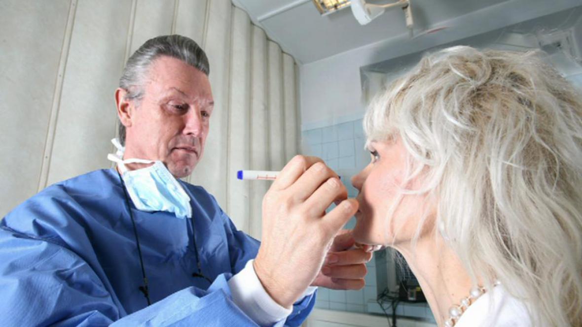 Transplantace obličeje
