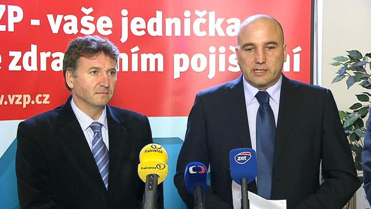 Milan Kubek a Zdeněk Kabátek