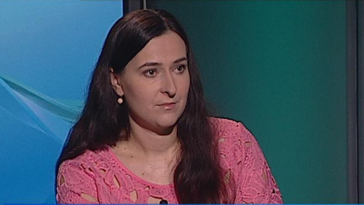 Ekonomka Markéta Šichtařová