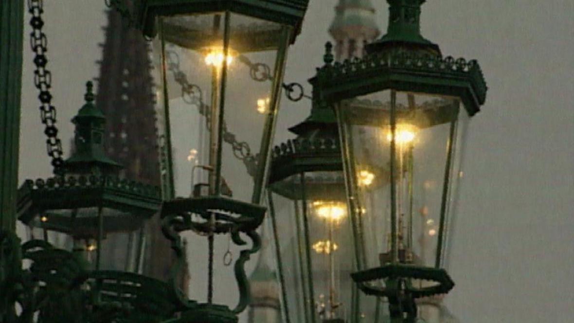 Plynové osvětlení