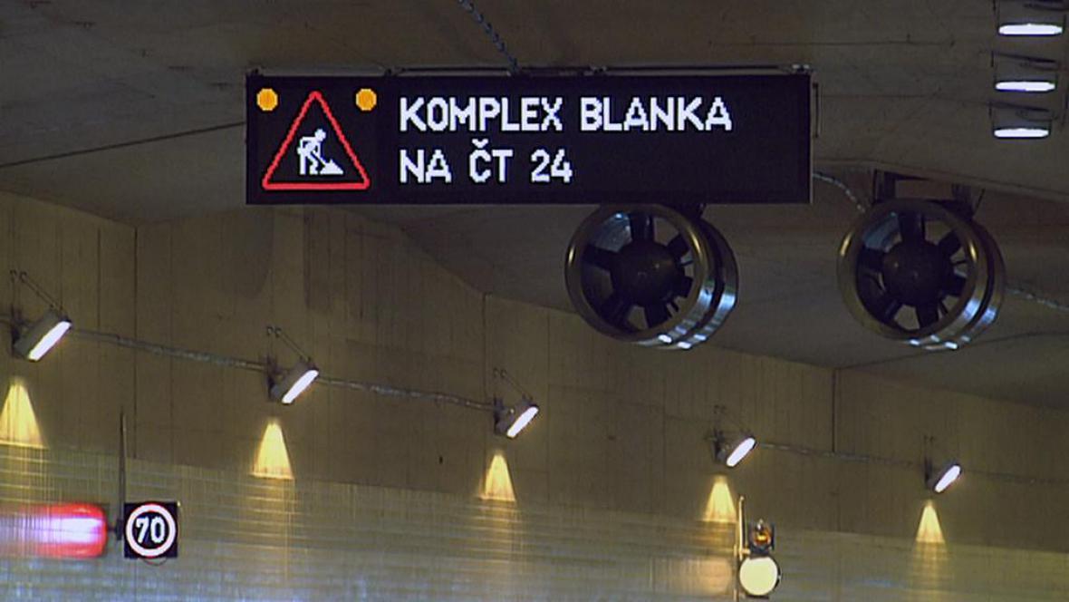 Komplex Blanka na ČT24