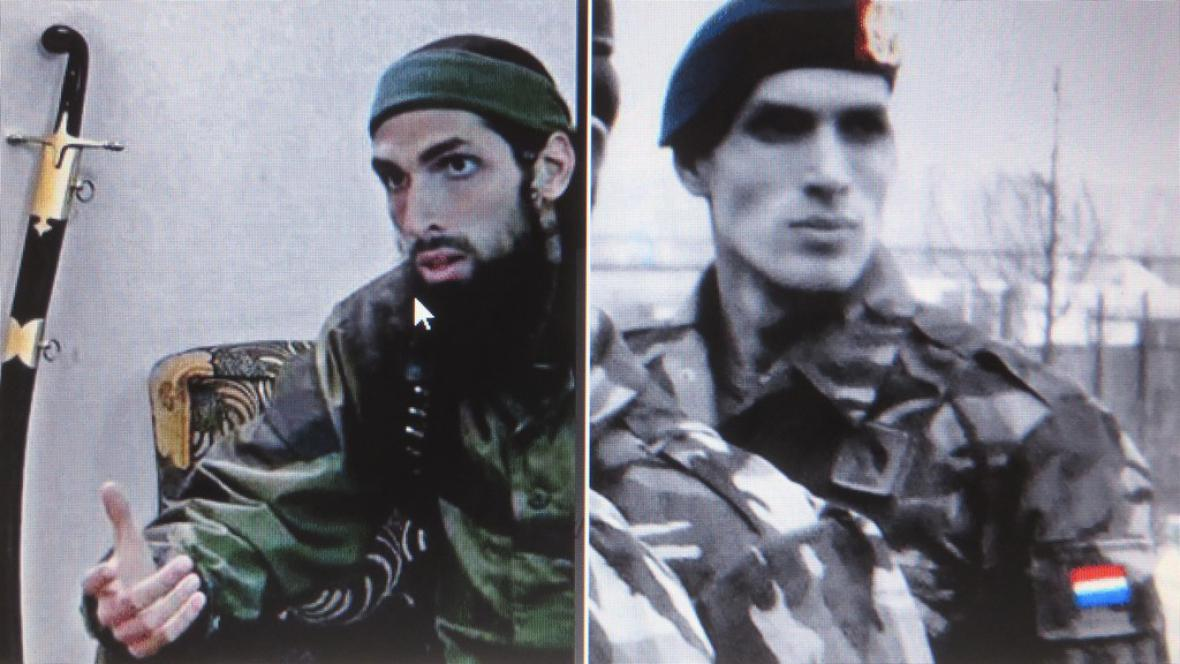 Bojovník IS, za něhož se provdala mladá Nizozemka