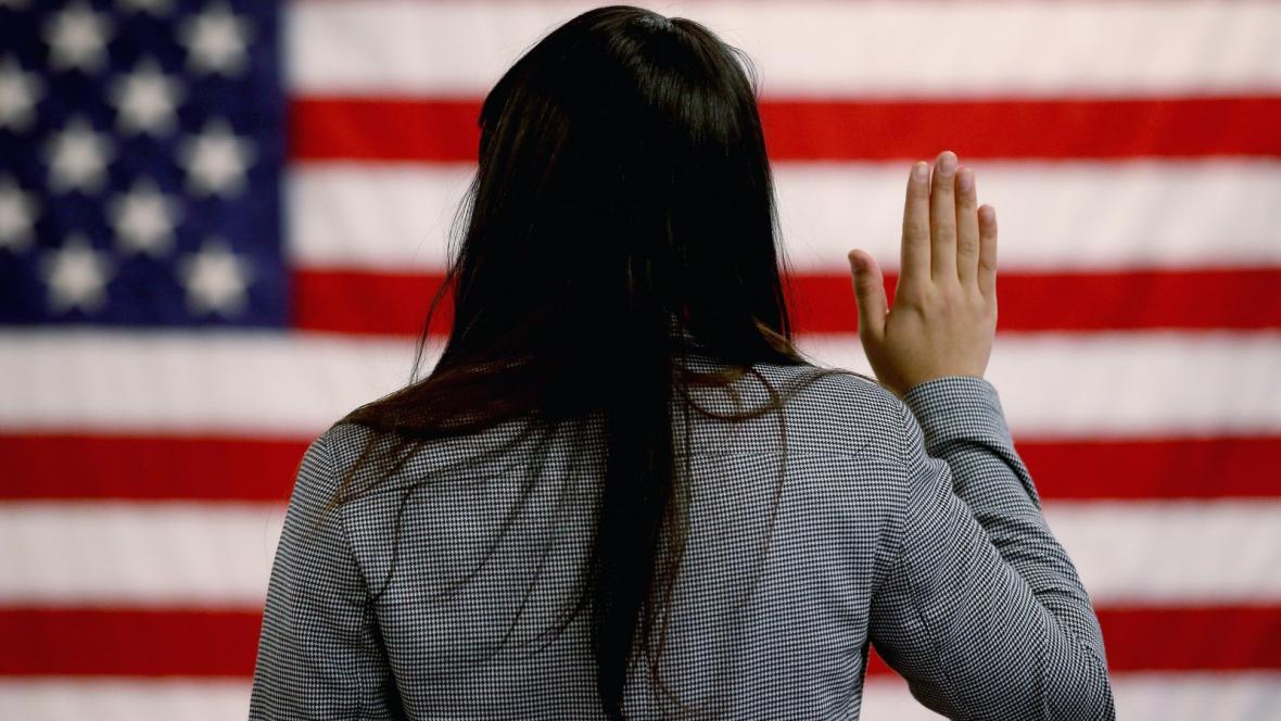 Imigrace do USA