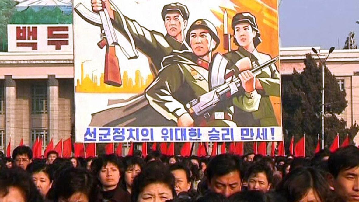Severokorejská propaganda