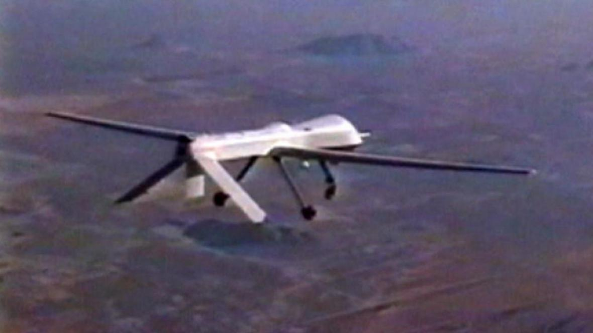Průzkumné bezpilotní letadlo