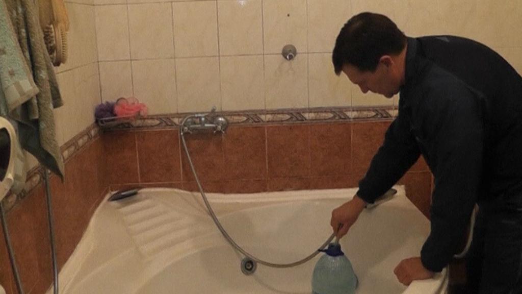 Nedostatek vody na Krymu