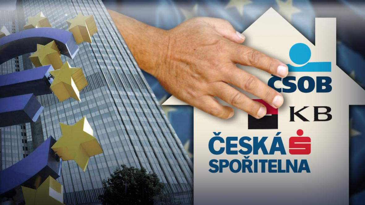 ECB a české banky