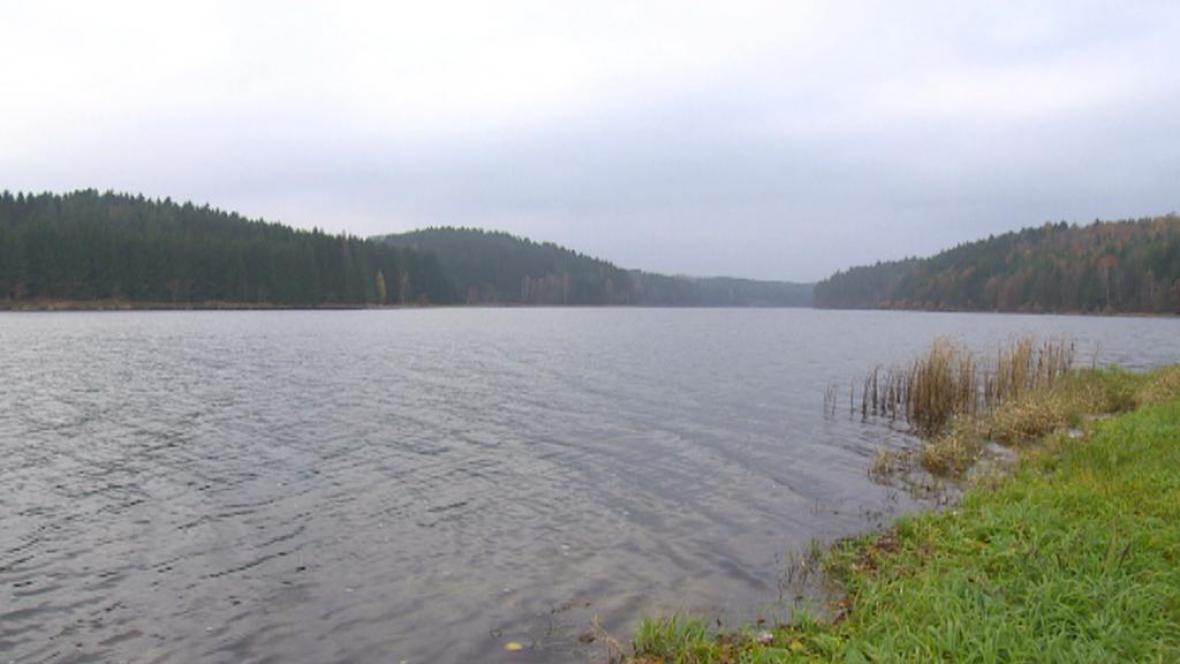Vodní nádrž Želivka