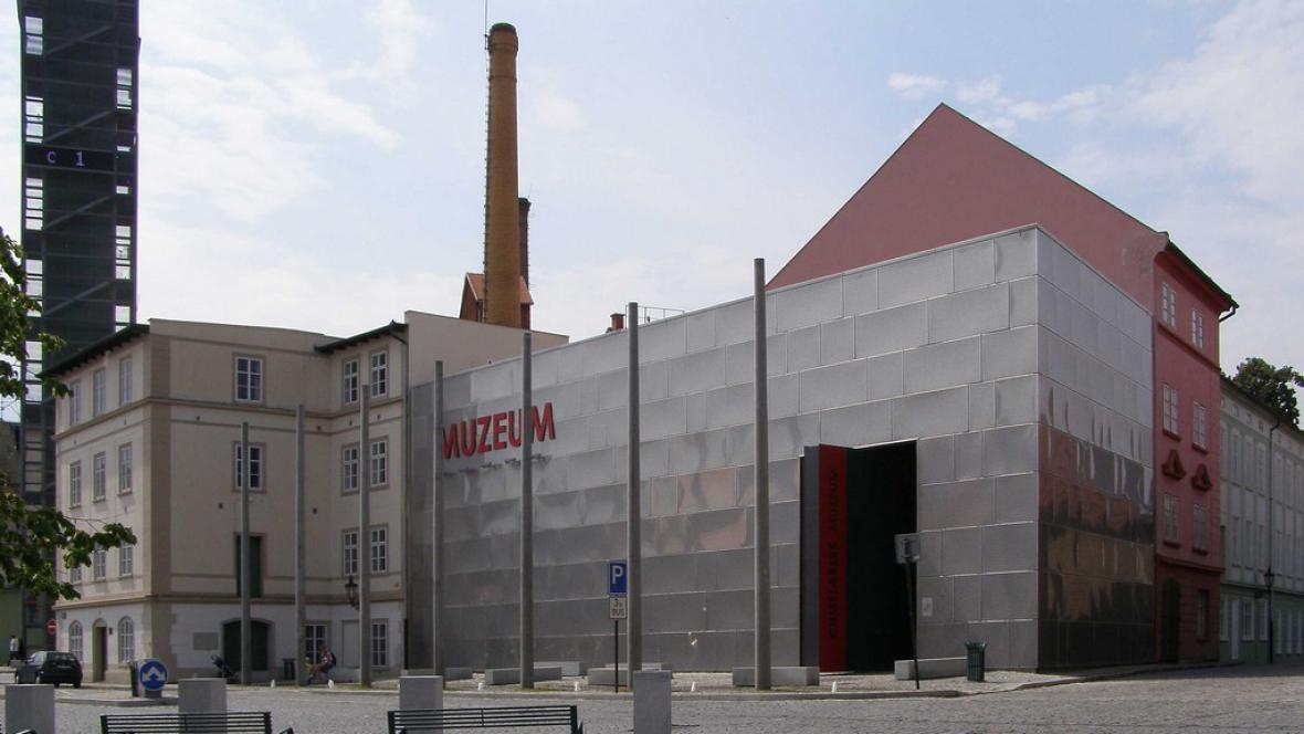 Muzeum chmelařství s rozhlednou v Žatci