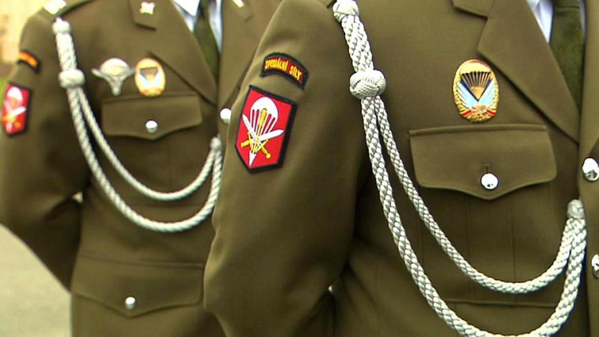 601. skupina speciálních sil v Prostějově