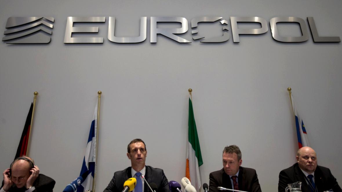 Vedení Evropského policejního úřadu