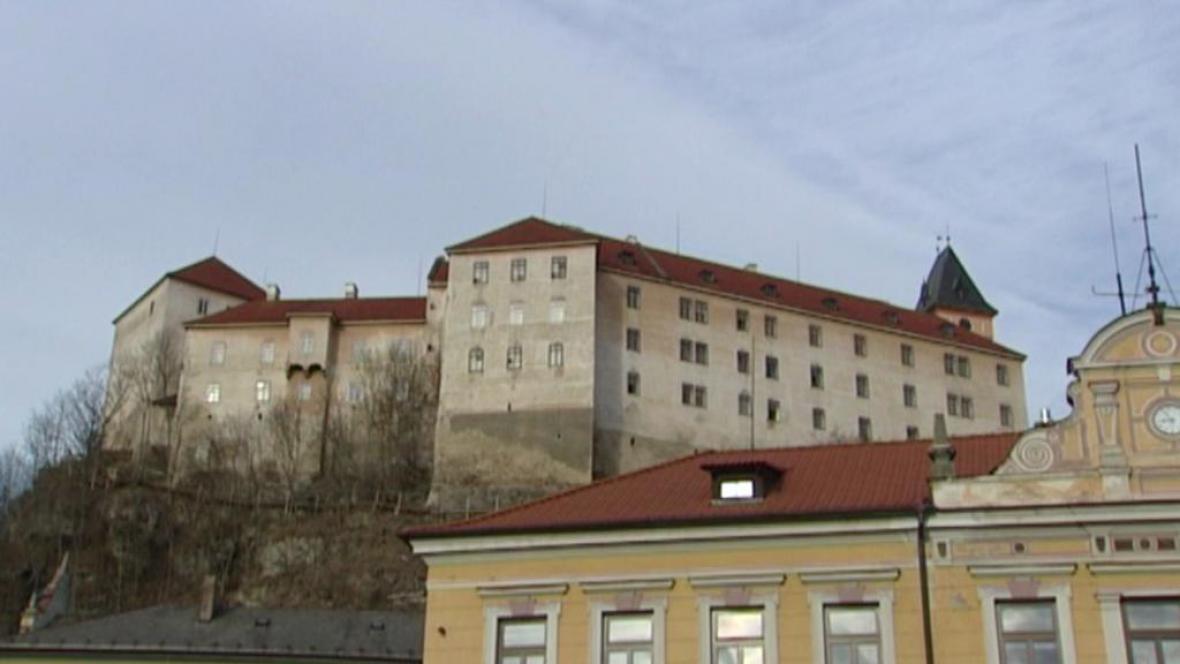 Vimperský zámek