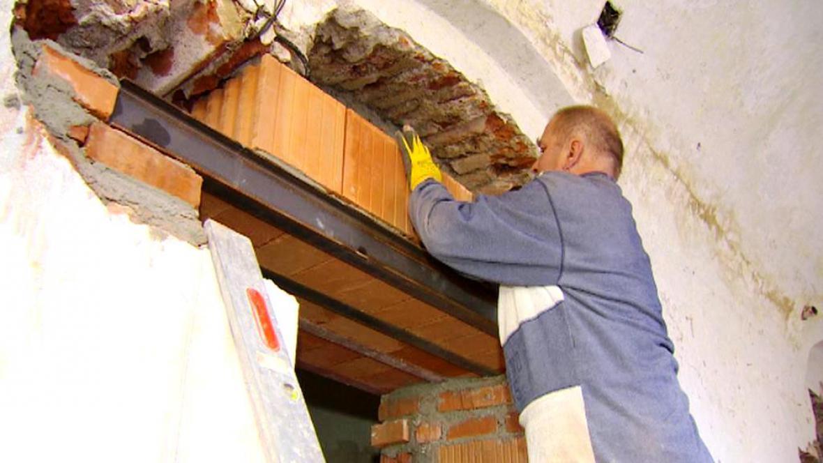 Rekonstrukce Mariánských kasáren