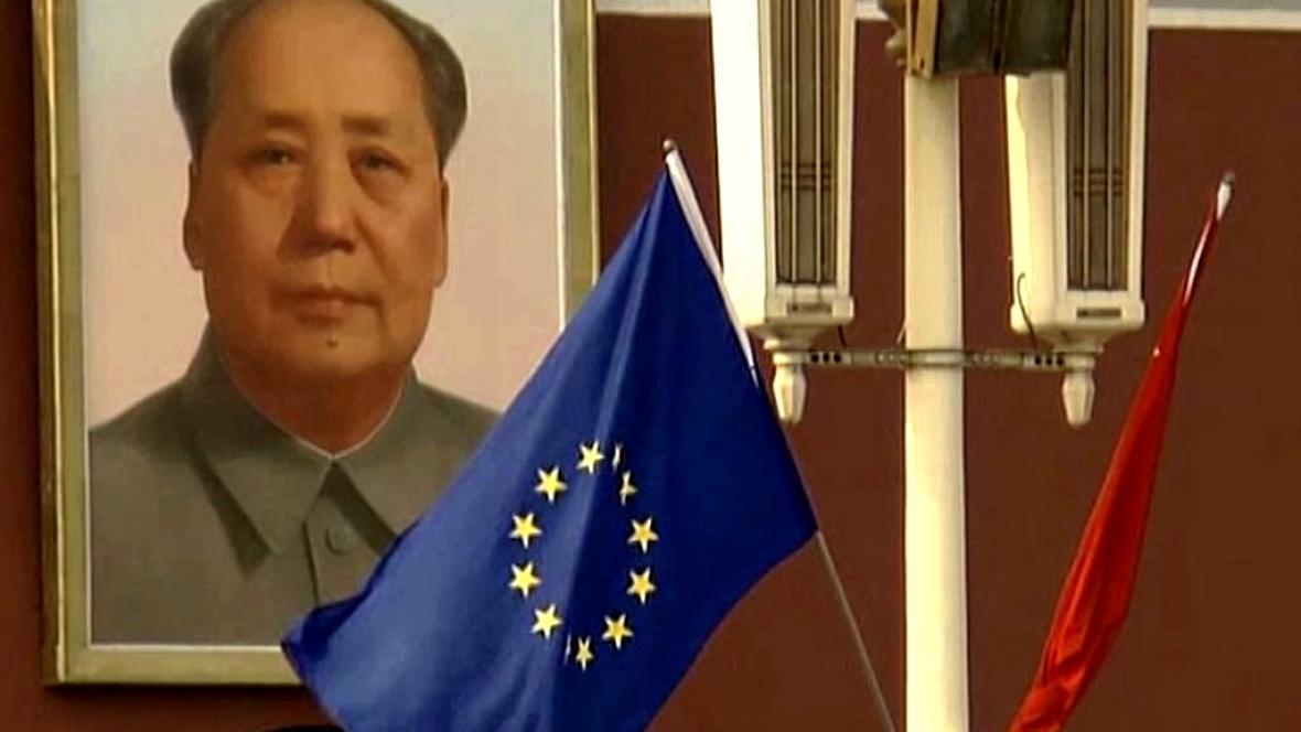 Čína se dere do Evropy