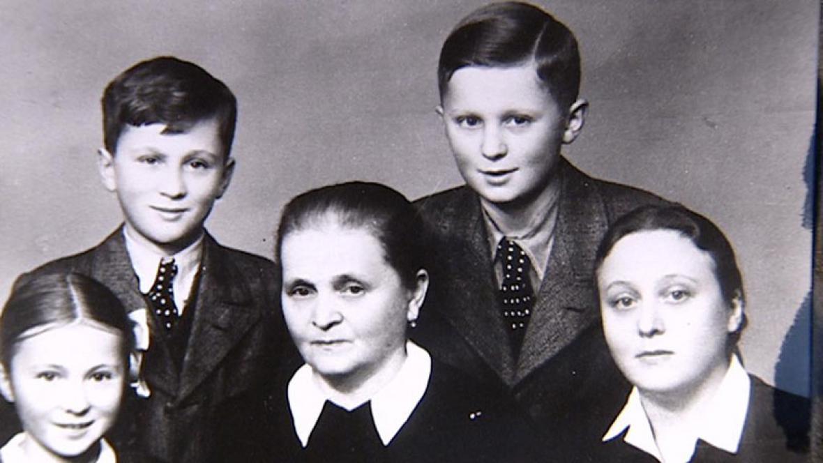 Rodina Mašínů