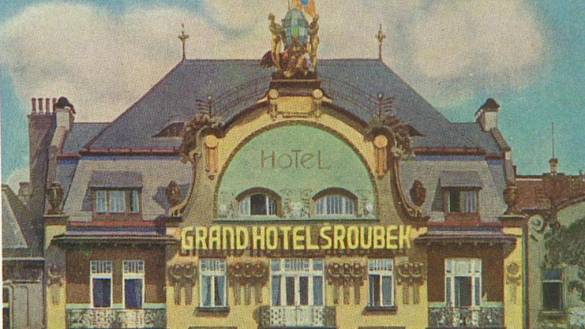 Grand Hotel Šroubek