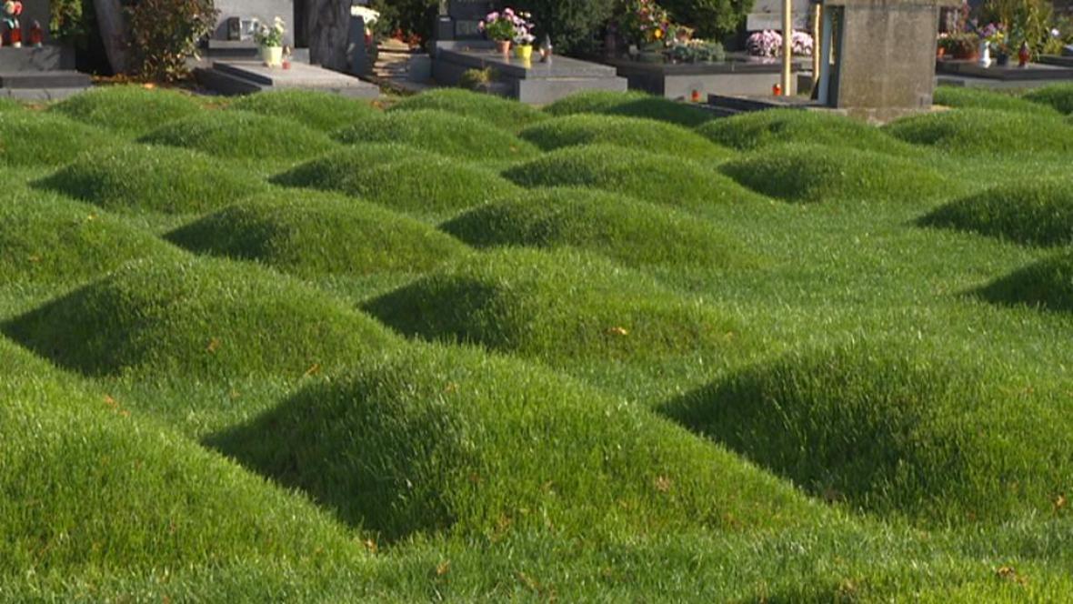 Válečný hřbitov v Chrudimi