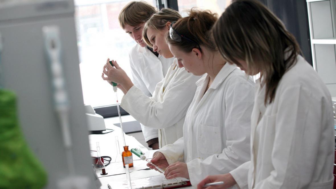 Univerzitní laboratoř