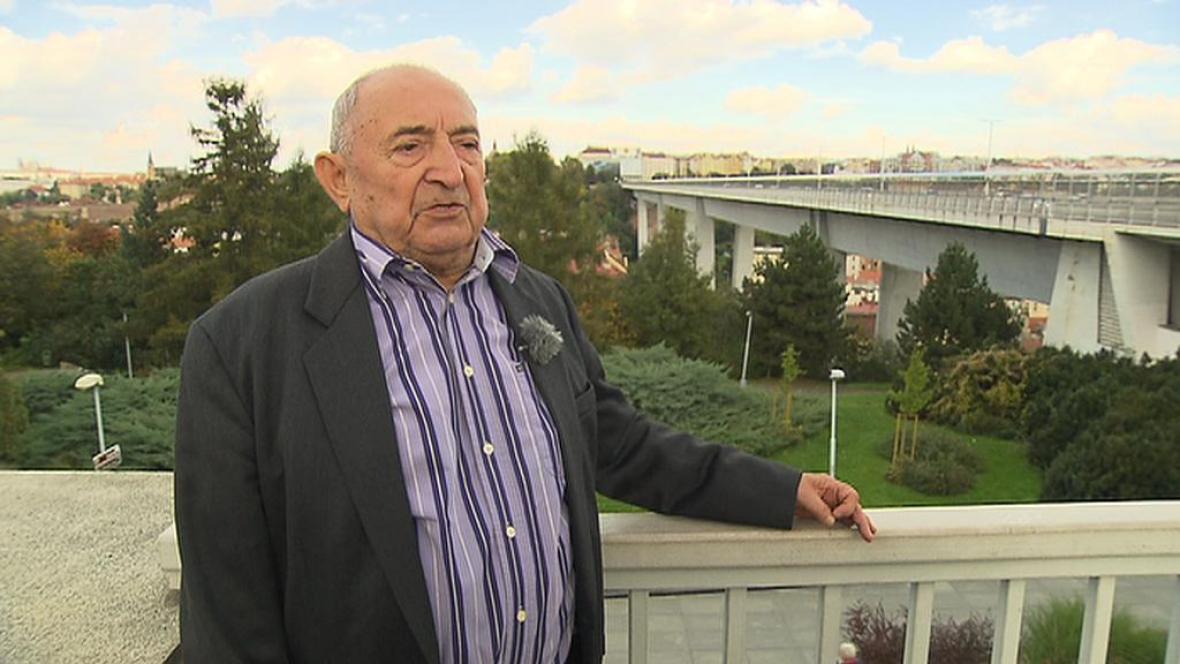 Architekt Stanislav Hubička