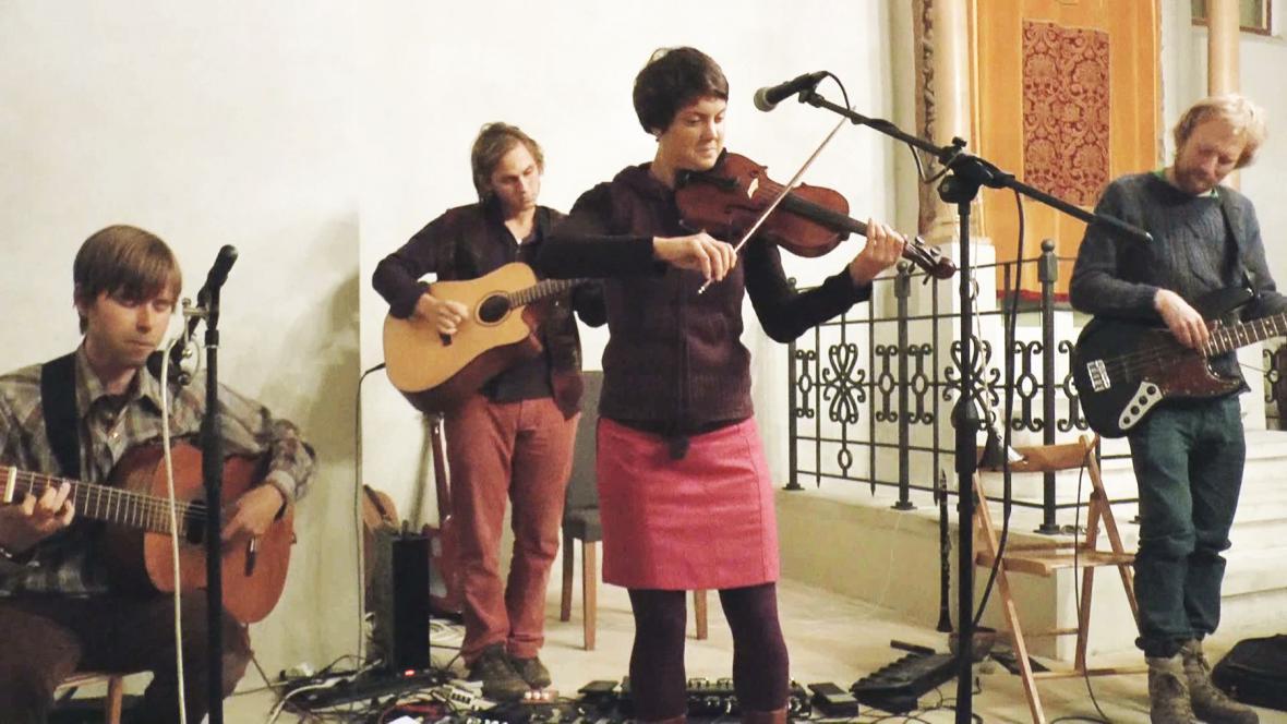 Koncert v boskovické synagoze