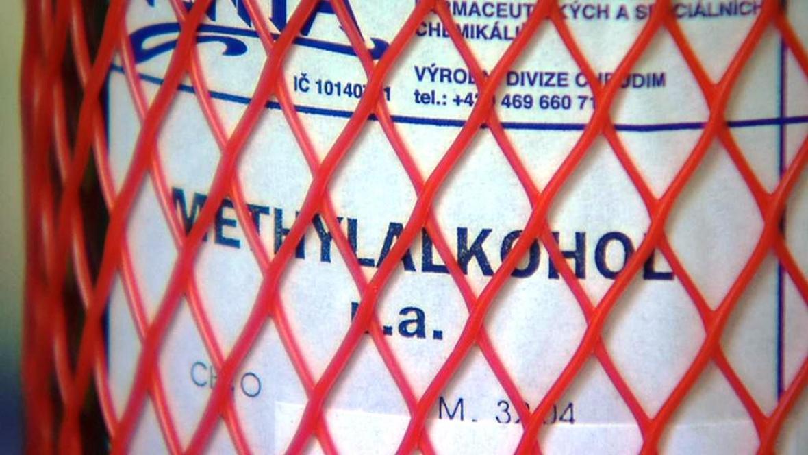 Methylalkohol