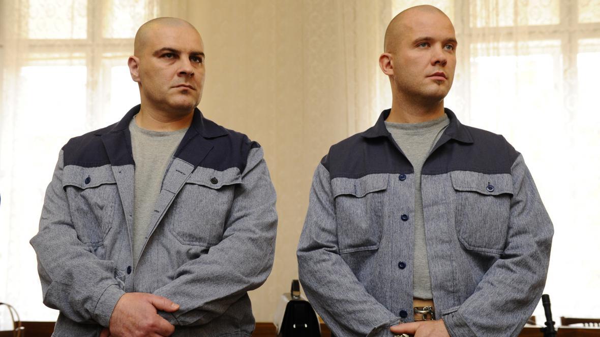 Tomáš Trkan (vlevo) a Radek Sobotka