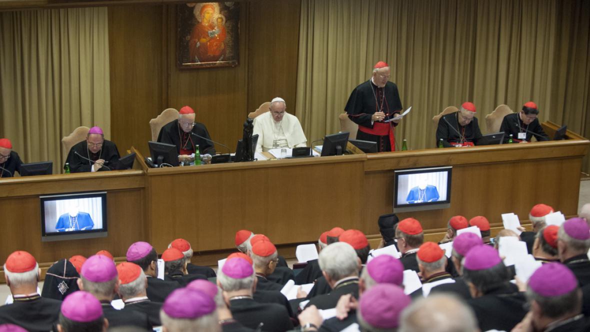 Biskupská synoda ve Vatikánu