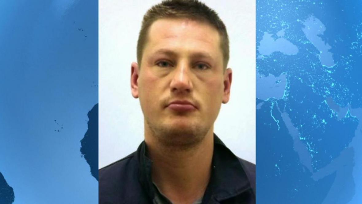 Uprchlý vězeň Pavel Ouřada