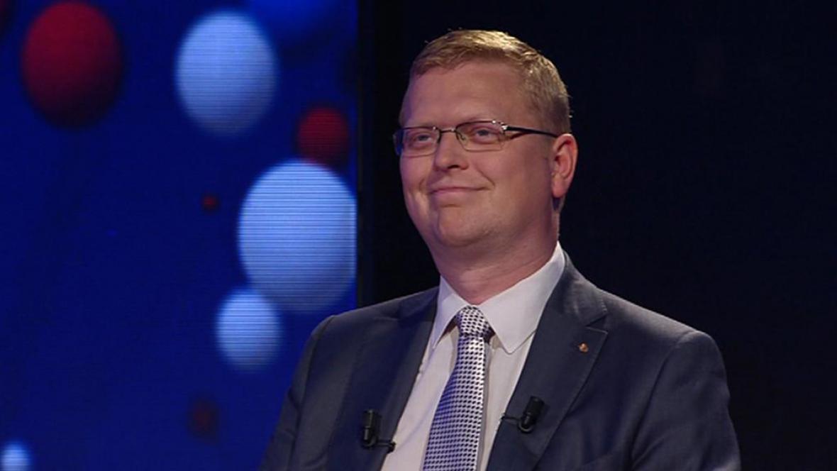 Předseda lidovců Pavel Bělobrádek