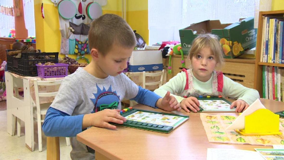 Školka v Mladém Smolivci