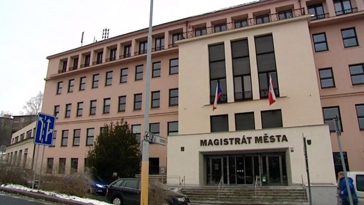 Magistrát Karlových Varů