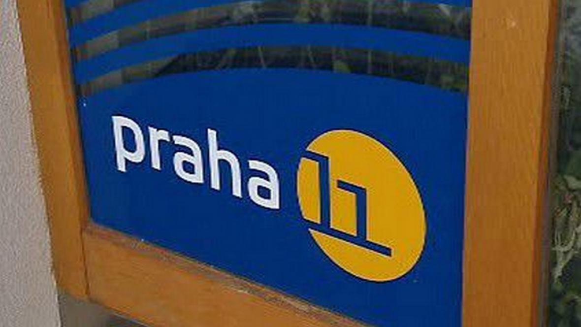 Logo Prahy 11