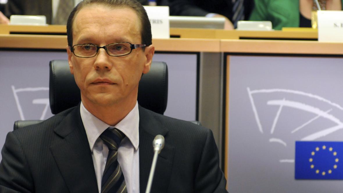 Eurokomisař Algirdas Šemeta