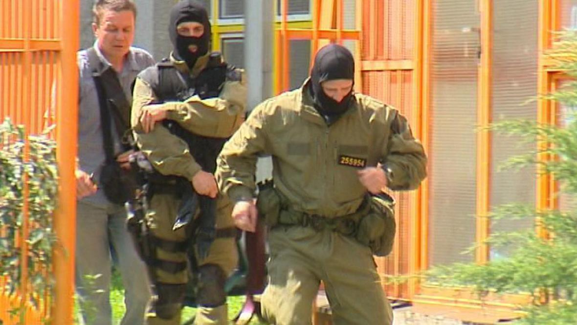 Policie osvobodila v Havířově sedmiletou dívku