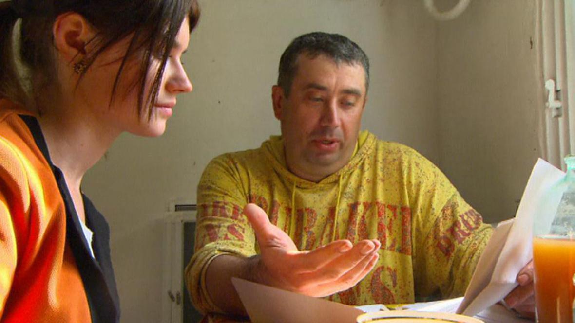 Serhej Mikula vypráví o osudu svých předků pod sovětskou vládou