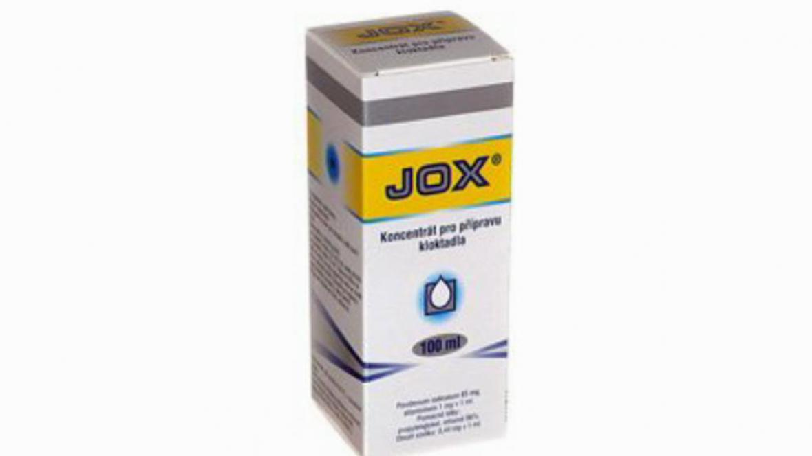 Přípravek JOX